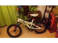 16 inch bicycle bought from Toysrus