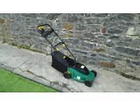 Rotary lawnmower. Vgc