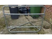FREE scrap metal / barrier