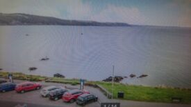 2 bed Flat with panoramic sea views