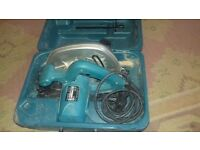 Makita 5704R 240v circular saw