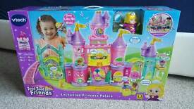 New Vtech toot toot friend princess palace