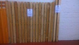 6ft fence slats (individual)