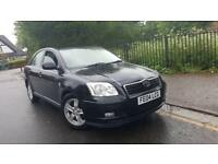 2004/04 Toyota Avensis 2.0 VVT-i T3-X Hatchback 5dr YEARS MOT 3 KEYS LOW MILEAGE VERY RARE COLOUR