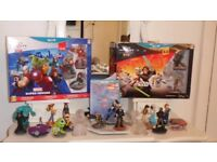 Disney infinity bundle 20+ figures games & portals Wii U ... CAN deliver New & used