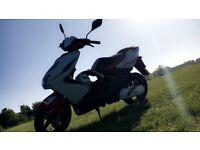 Yamaha areox 50cc