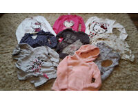 Clothes for girl, size 6-7 (26 items).