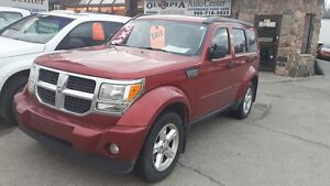 2007 Dodge Nitro 4X4 - POWER ROOF - CERTIFIED & EMISSIONS TESTED