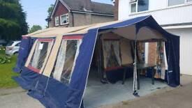 Chantilly trailer tent XL