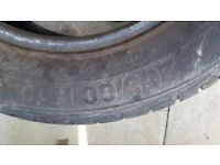 205/60/16 Barum Bravuris Tyre 8mm tread no damaged or repairs