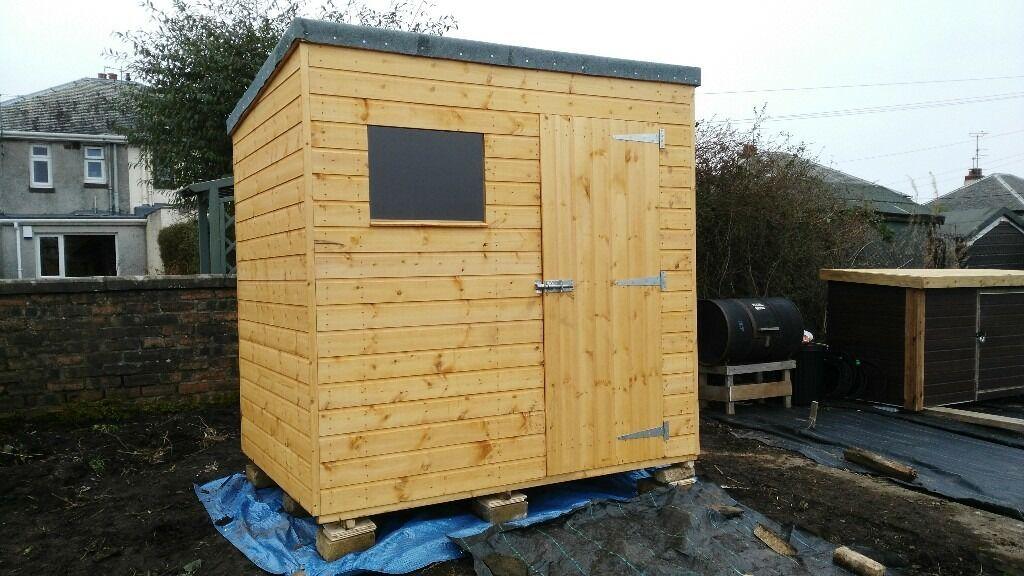 new garden shed bargain 300