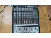 Mackie Onyx 1620 Premium Analog Mixer / Excellent Condition / Original Box & Manual Included
