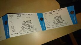 Gruffalo live 4x tickets 9dec 2pm