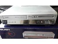 BUSH DVRHS02 VHS ONLY JUST FOR £90