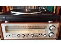 Technics SA-500 stereo receiver amplifier Vintage HiFi