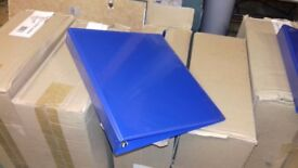 Office binders - new in boxes