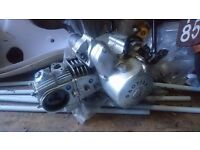 Boatian 110cc Elec Start Pit Bike Engine