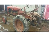 Allis-chalmers b tractor