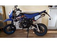 Road Legal 110cc Pitbike