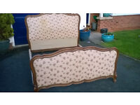 beautifull large french bed
