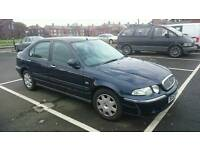 Rover 45 53 plate 1.4l