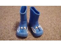 Wellies infant size 4