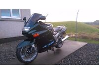 Kawasaki zzr 1100 zzr1100 D5 1997 Very good condition Delivery available.