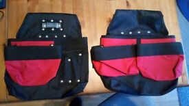 Drill Heavy Duty Pouch - Pair