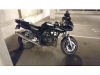 Yamaha Fazer 600 fzs600 Black - Motorcycle - 600cc