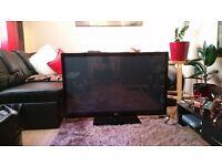 LG 50inch HD tv