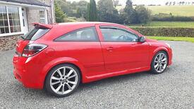 VAUXHALL ASTRA VXR 2006, 12 MONTHS MOT, LOW MILEAGE, EXCELLENT CONDITION, GREAT SERVICE HISTORY