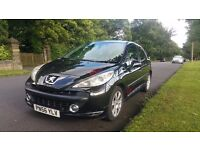 PEUGEOT 207 1.6 HDI 12 MONTHS MOT 30£ FOR ROAD TAX