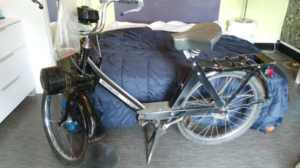Classic French VeloSolex Solex Motobecane Export 3800 Model 49cc Moped  Mobylette RARE   in Cambridge, Cambridgeshire   Gumtree