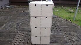 IKEA Mini chest of drawers MOPPE