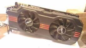 GTX 570 ASUS DirectCu II