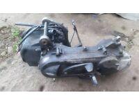 PEUGEOT LUDIX 50cc 2 STOKE ENGINE
