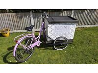 Ice Cream / Trade Bike