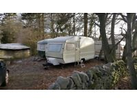 Classic Sprite Caravan.. Perfectly usable as is, or a great base for a retro makeover??