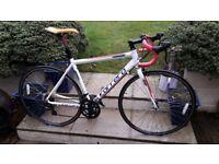 Carrera road bike 51 cm medium frame
