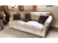 3 seater sofa and 2 arm chairs for sale