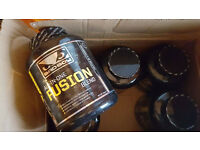BRAND NEW AND SEALED Bad Boy Fusion creatine and protein 2kg fitness and recovery aid