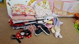 baby girl clothing 1#