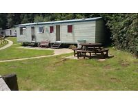 'Holiday Home' 6 berth static caravan, Isle of Wight, £7000