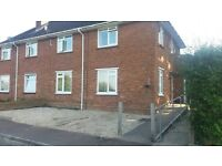 2 bed ground floor flat looking for 3 bed house or bungalow. looking for outskirts of norwich