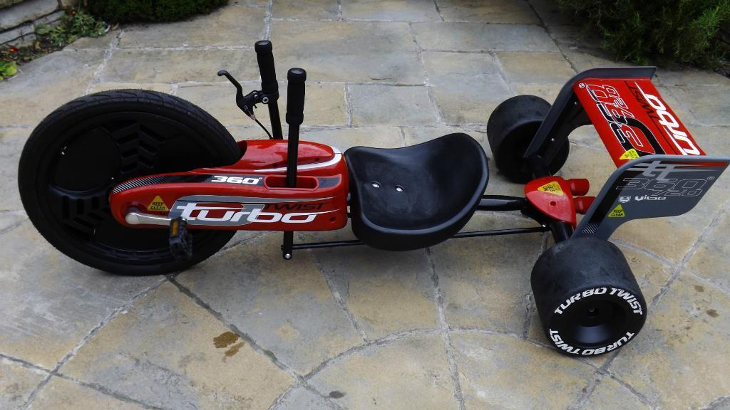Turbo Mclaren Mclaren Turbo Twist 360