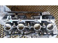 ZZR 600 1999 E7 CARBURETORS