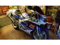 Suzuki gsxr750 gsxr 750 srad