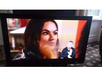 """LG 42"""" HD READY PLASMA TV FREEVIEW/MEDIA PLAYER/100HZ/ THX DISPLAY/IN MINT CONDITION NO OFFERS"""