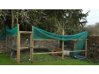 Chicken/Duck/Small Animal Enclosure and Equipment