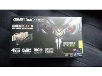 Asus Geforce GTX 970.